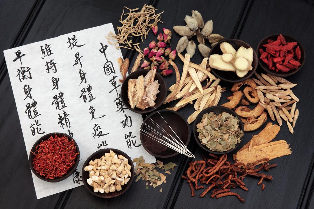 kinesiske urter