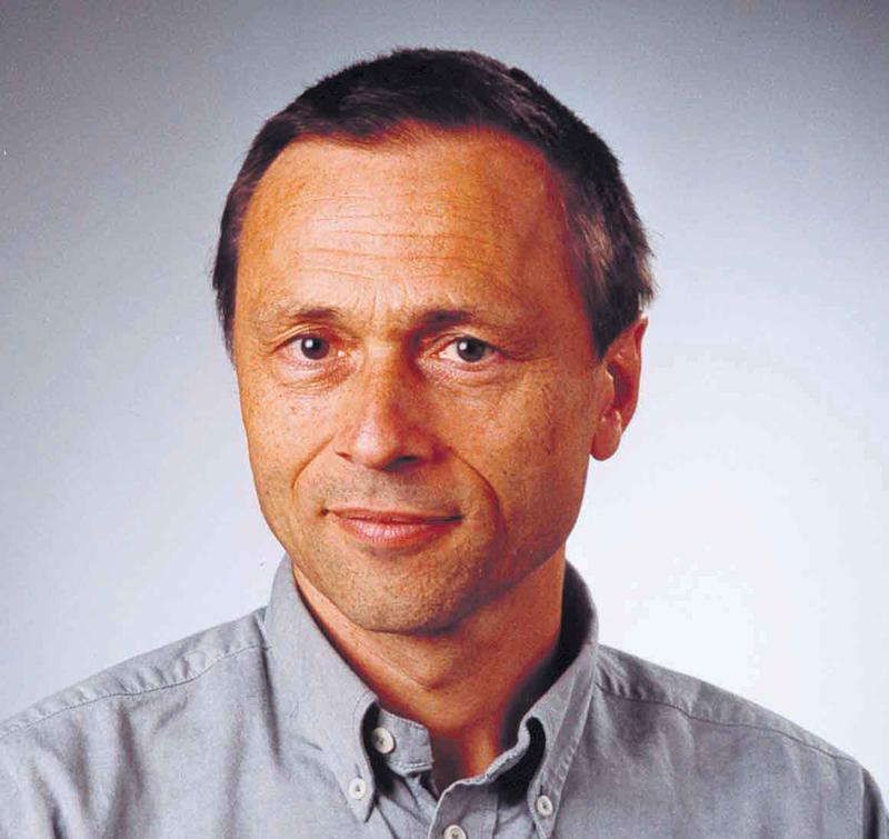 Portrett Audun Myskja